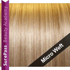Micro Weft Hair Extensions Course