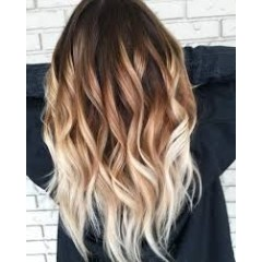 Ombre, Balayage and Freehand Colouring