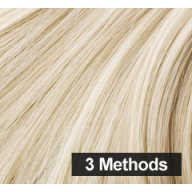 Hair Extensions 3 Methods