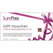 £5 Beauty Gift Voucher